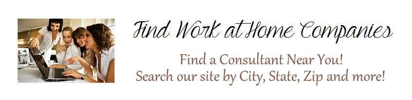 Find Work at Home Companies